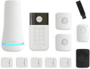 Best Self-monitored Home Security Systems of 2021-No Monthly Fees, Best Smart Locks For Home Security